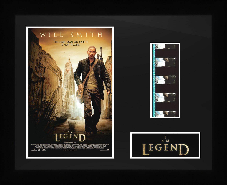 I Am Legend - Framed Film Cells