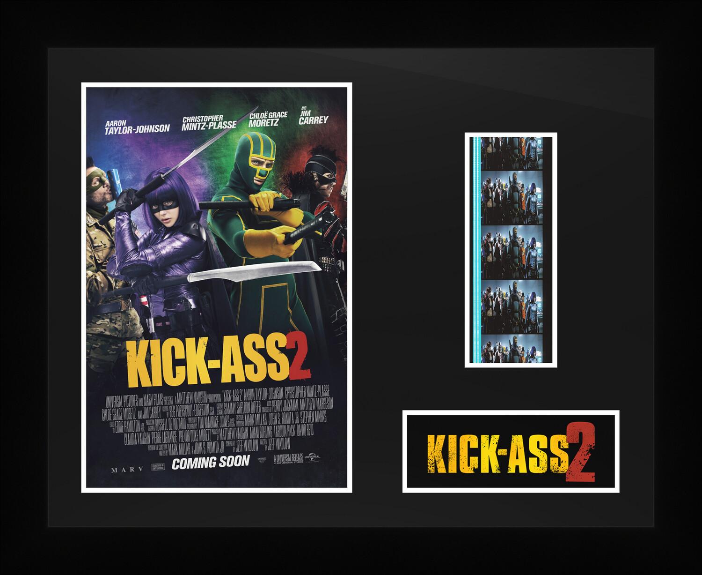 Kick-Ass 2 - Framed Film Cells