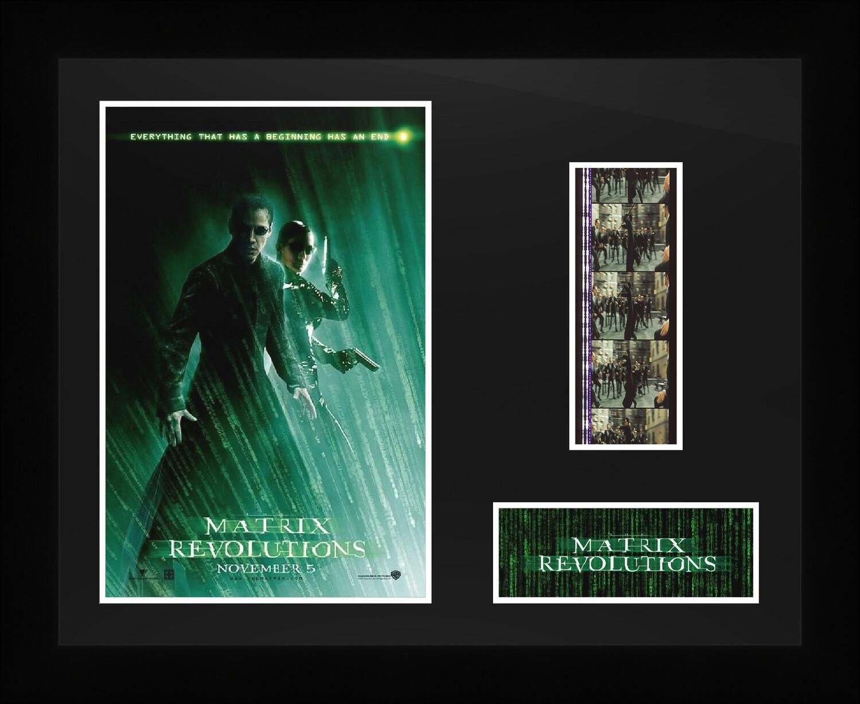 The Matrix : Reloaded - Framed Film Cells