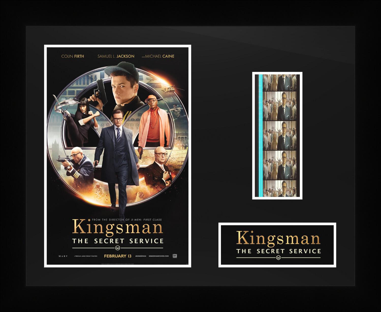 Kingsman : The Secret Service - Framed Film Cells
