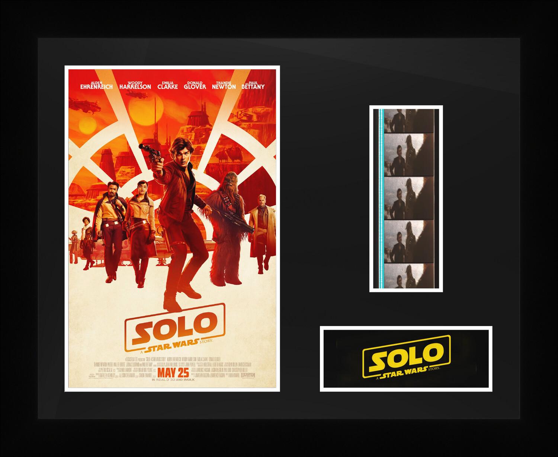 Star Wars : Solo - Framed Film Cells