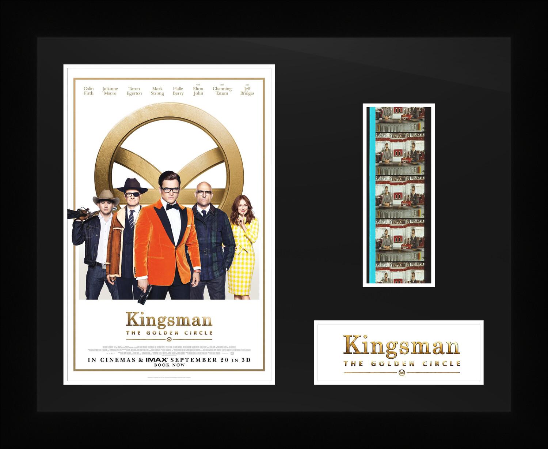 Kingsman : The Golden Circle - Framed Film Cells