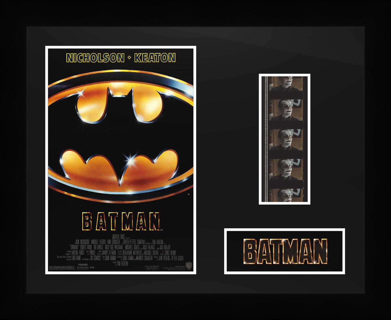 Batman (1989) - Framed Film Cells