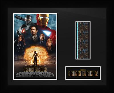 Iron Man 2 - Framed Film Cells