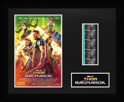 Thor : Ragnarok - Framed Film Cells