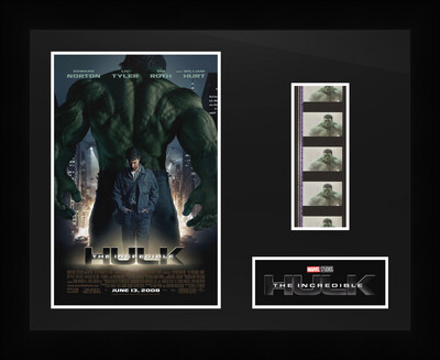 The Incredible Hulk - Framed Film Cells