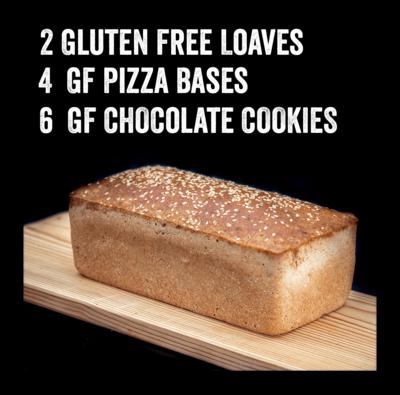 The Gluten Free Box
