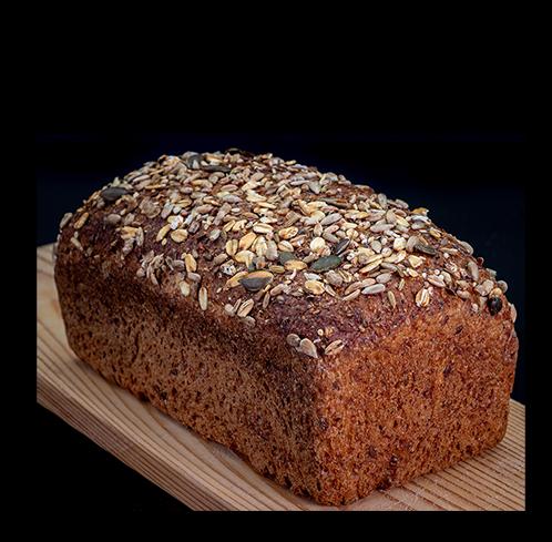 Large Seeded Health Loaf