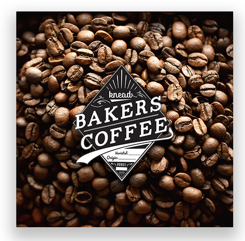 Knead Bakers Coffee Beans (unground) 1kg