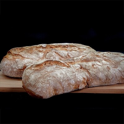 Ciabatta Loaf with Olive & Rosemary