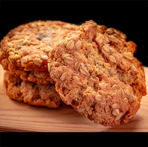 6 Muesli Cookies