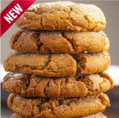 6 Ginger Christmas Cookies