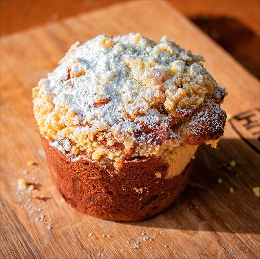 2 Apple Pie Muffins