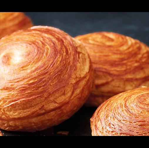 6 Croissant Buns