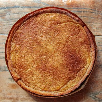 Milk Tart (18cm Tray)