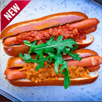 Hot Dog Box for 2
