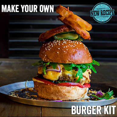 Burger Kit for 2