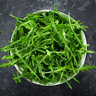Rocket Leaves Topping for 2