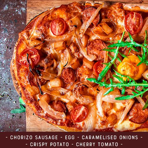 Pizza Kit for 2 - Spanish