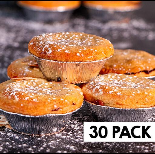 Christmas Mince Pies 30pk