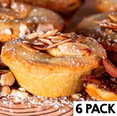 Gourmet Christmas Mince Pies 8pk