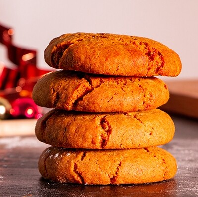 6 Ginger Christmas Cookies