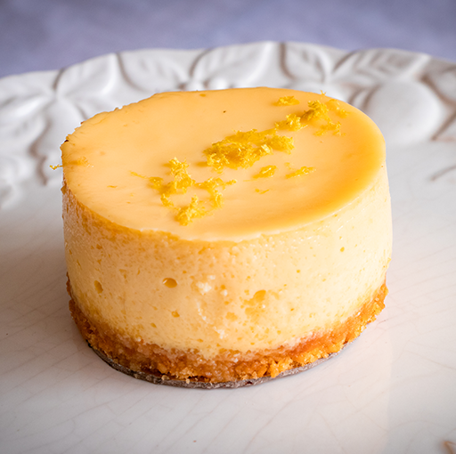 Cake For 2 - Tarte Au Citron (Lemon Tart)