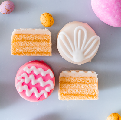 2 Five Layer Petit Fours