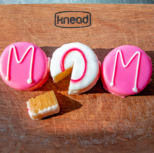 3 Five Layer Petit Fours (MOM)