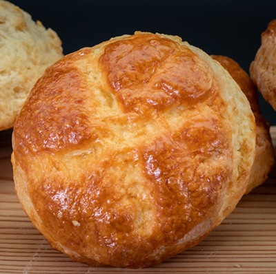 4 Buttery Scones