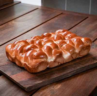 Knotted Dinner Buns - Plain