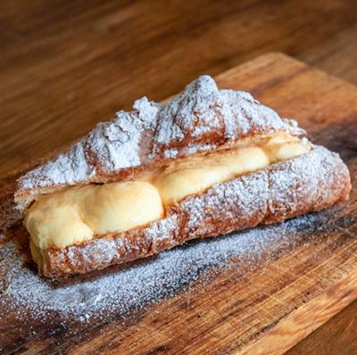 Custard Croissant