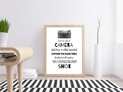 Camera quote