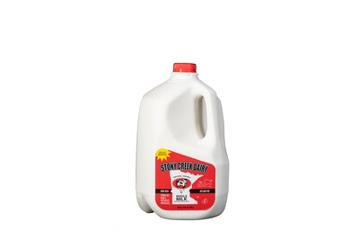 Stony Creek Dairy Whole Milk Gallon