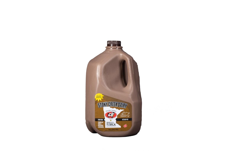 Stony Creek Dairy Chocolate Milk Gallon