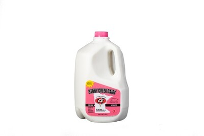 Stony Creek Dairy Skim Milk Gallon