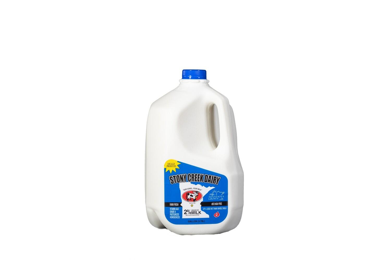 Stony Creek Dairy 2% Gallon