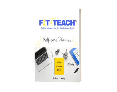 The FitTeach™ Self-care Planner | July 2020 - June 2021