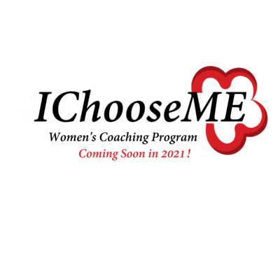 Coming Soon in 2021!  The I Choose Me Group Coaching Program FREE Consultation Session