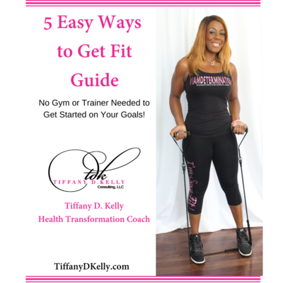 5 Easy Ways to Get Fit Guide Ebook