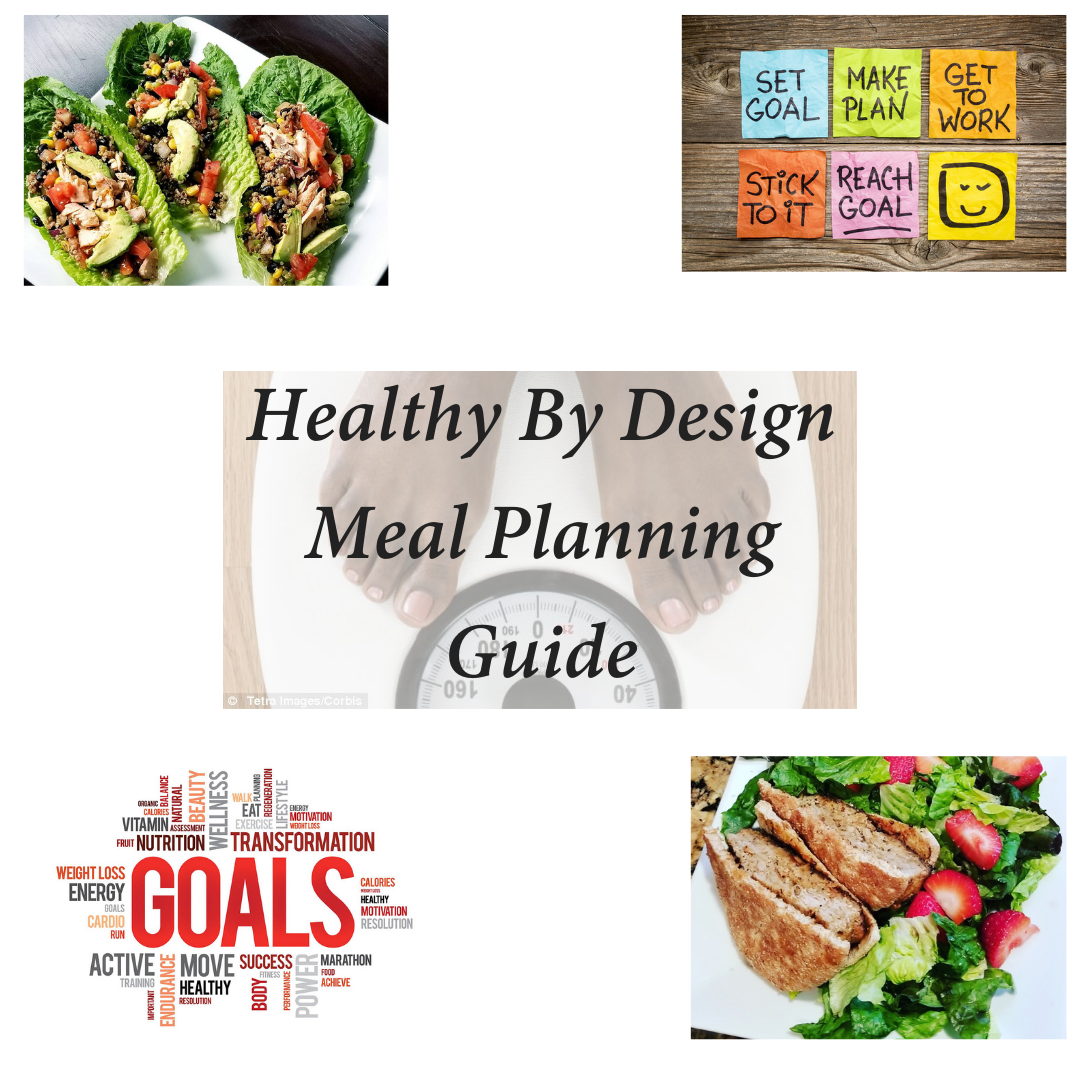 Healthy by Design Meal Planning Guide Ebook