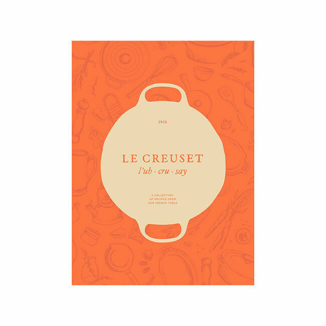Le Creuset Collections Recipe Book