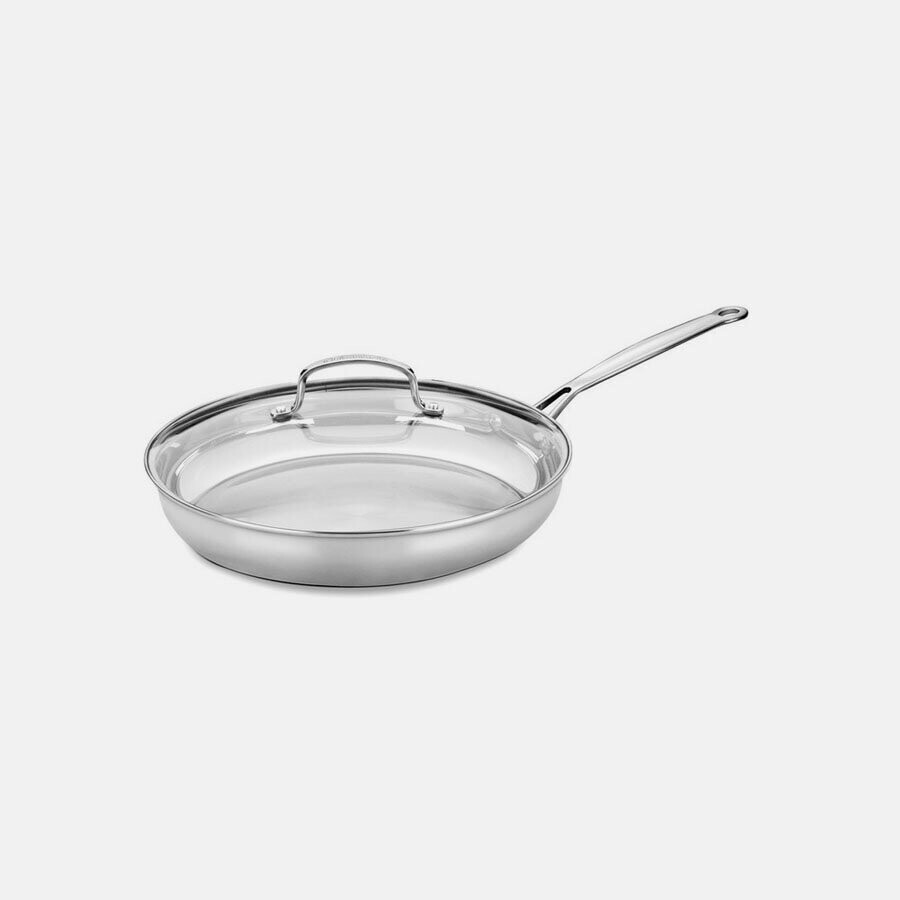 Chefs Classic 12 in Skillet w/ Cover