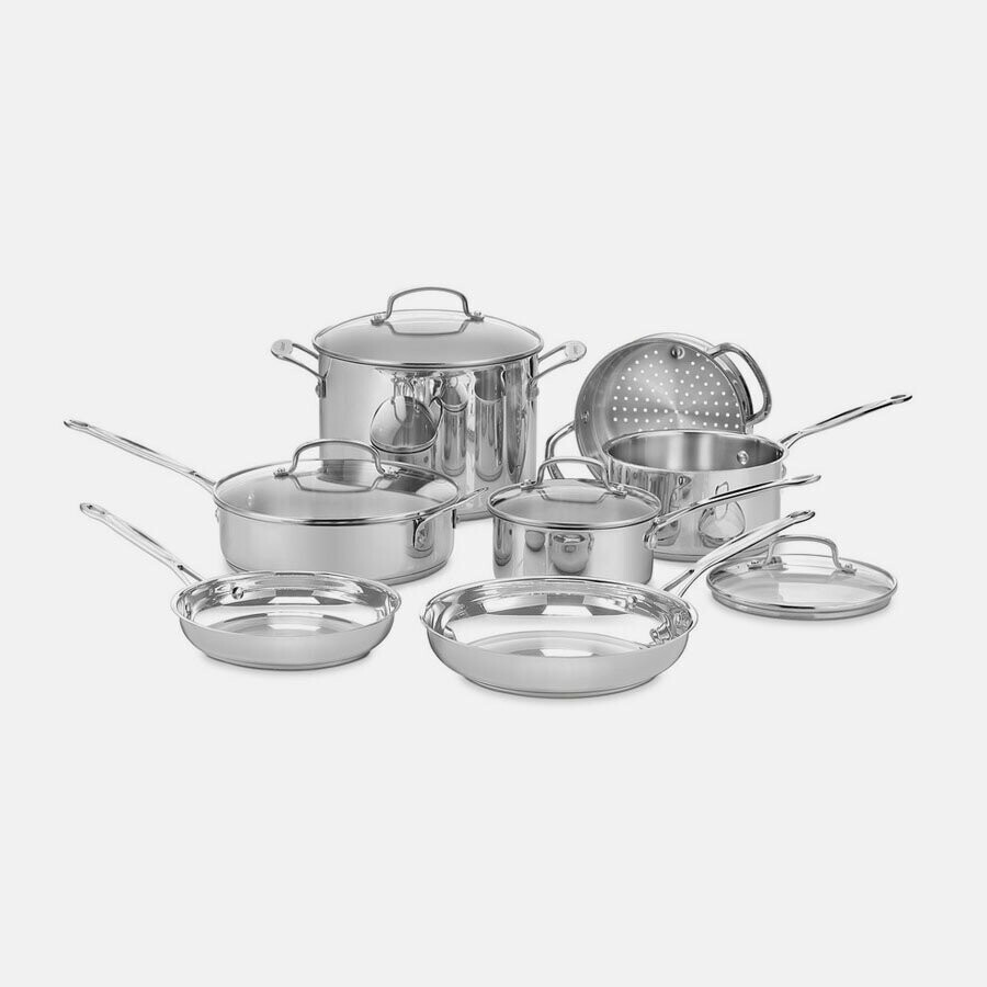 Chefs Classic Cookware 11 pc Set