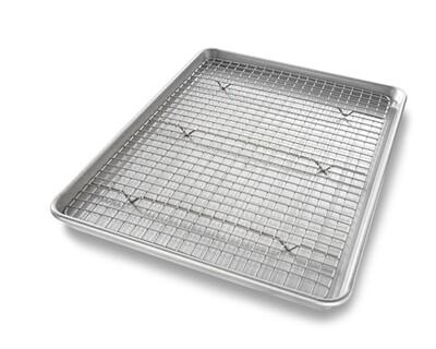 Baking Pan/ Rack Set