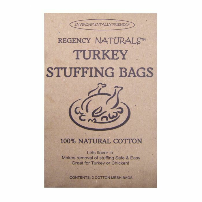 Regency Naturals Turkey Stuffing Bag