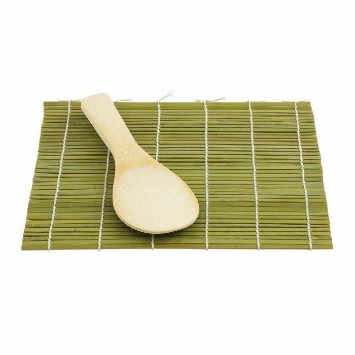 Sushi Mat & Paddle