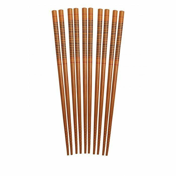 Silk-Wrapped Chopsticks