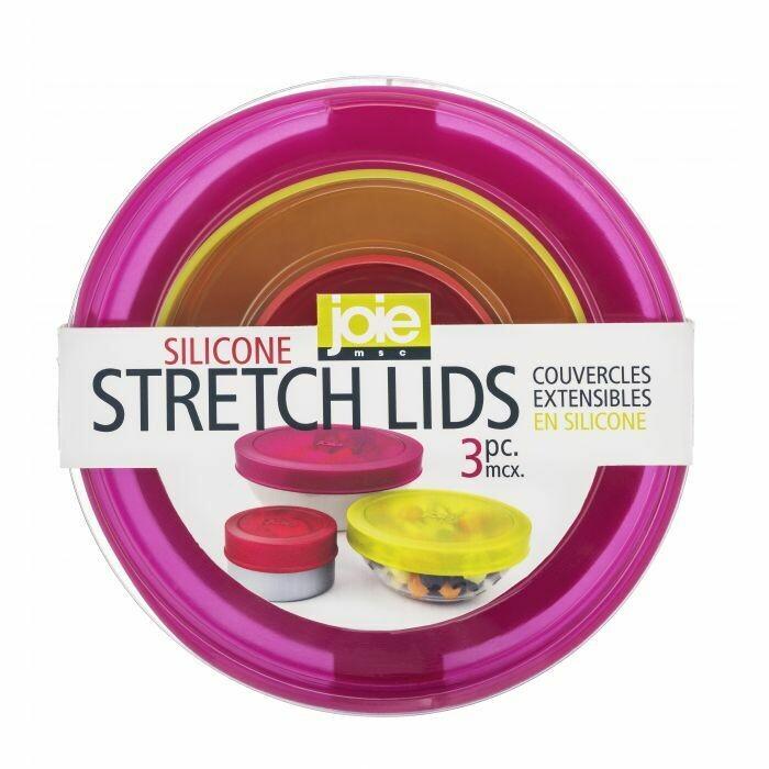 Silicone Stretch Lids 3 Pack