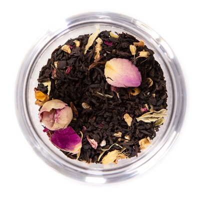 Mumbai Breakfast Organic Black Tea - Tin (2oz)